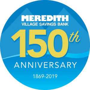 MVSB Celebrates 150 Year Anniversary! - Meredith Village Savings Bank