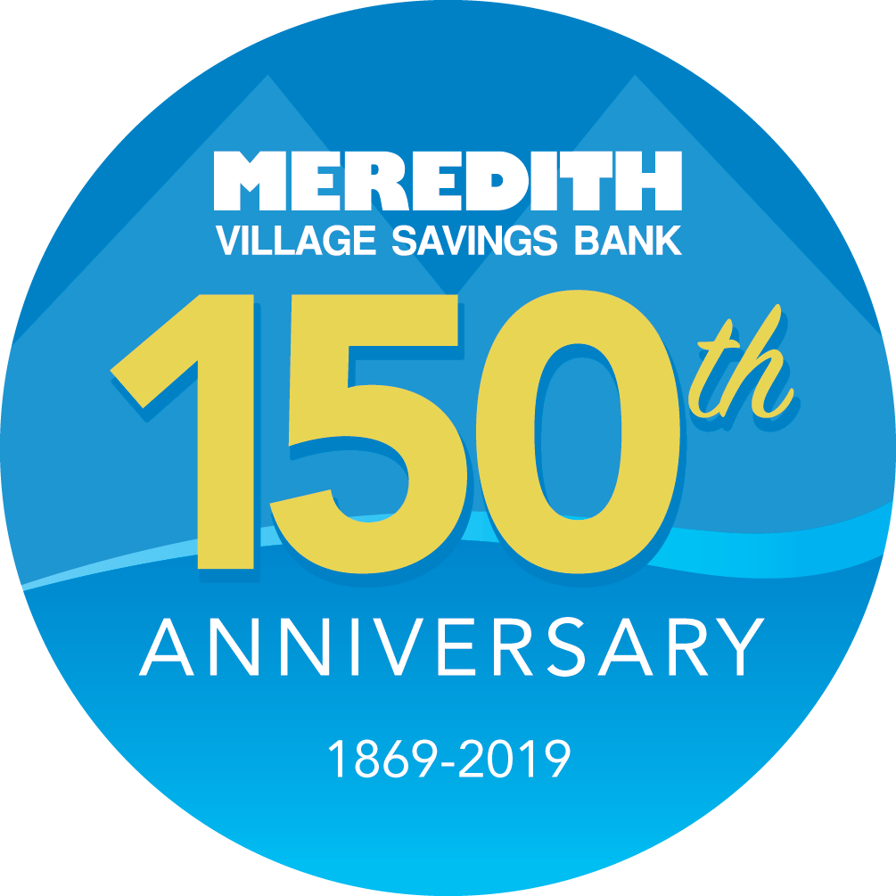 Meredith Village Savings Bank 150th Anniversary
