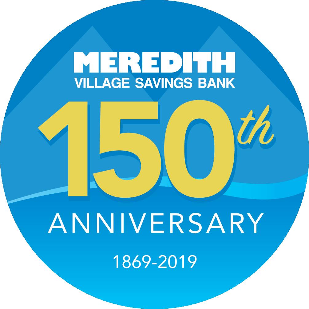Meredith Village Savings Bank 150th Anniversary